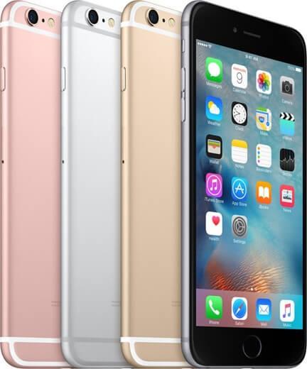 Apple iPhone 6s Wasserschaden
