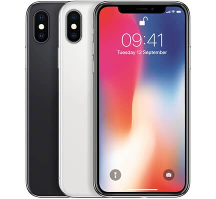 Apple iPhone X Wasserschaden