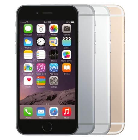 Apple iPhone 6 Fehlerdiagnose