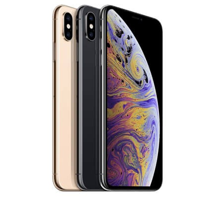 Apple iPhone XS Max Akku Tausch